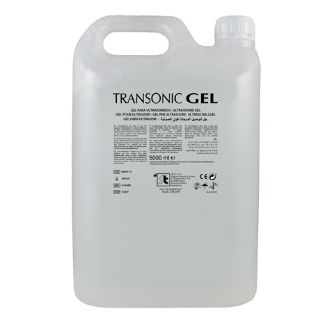 GEL ULTRASONIDOS INCOL. US-C5R RIGIDA 5L OXD