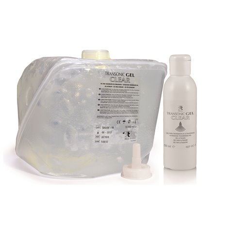 Gel para Ultrasonidos Transparente US-C5F (Flexible) - 5000ml