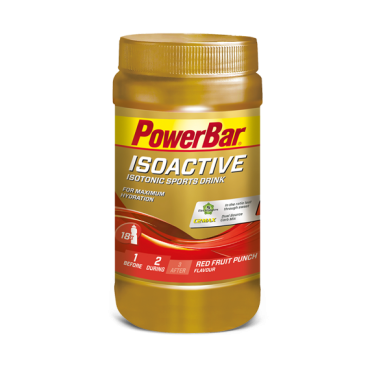 Isotonic Sports Drink / Isoactive 600gr - Frutos Silvestres