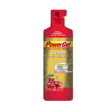 Powergel Hydro - Cereza con...