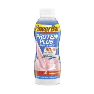 ProteinPlus High Protein Drink 500ml - Fresa