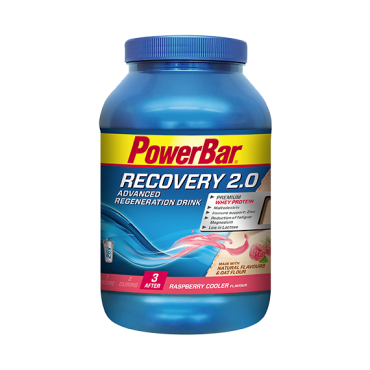 Protein Plus Recovery Drink 2.0 - Raspberry