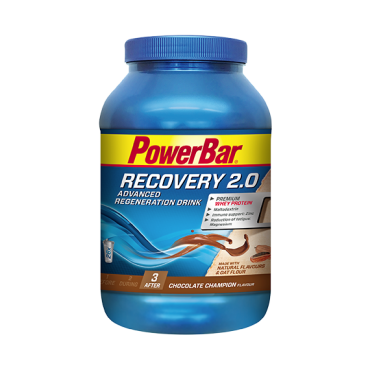 Protein Plus Recovery Drink 2.0 - Chocolate