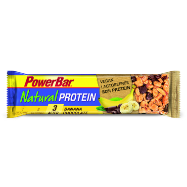 Natural Protein - Banana + Chocolate