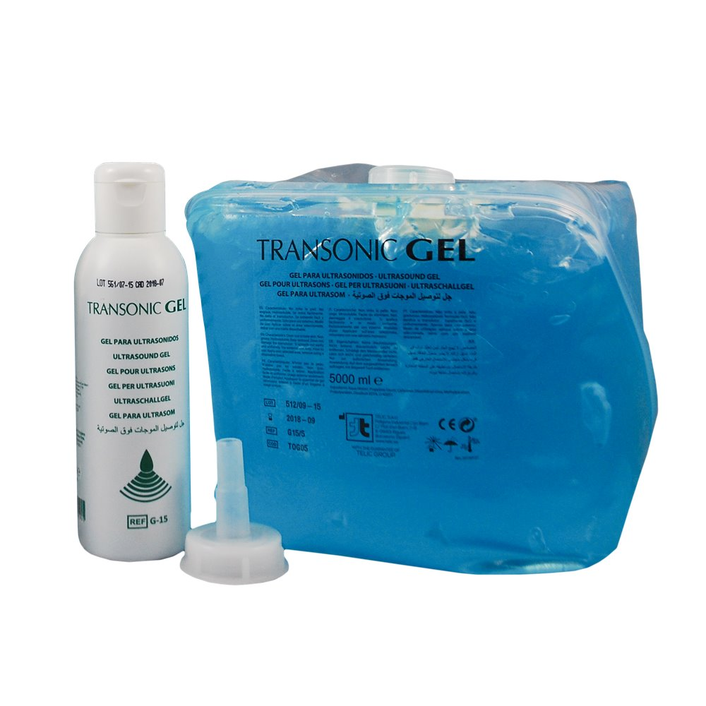Gel para Ultrasonidos - Azul G-15/5 - 5000ml