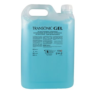 Gel para Ultrasonidos - Azul G-15/5RB - 5000ml