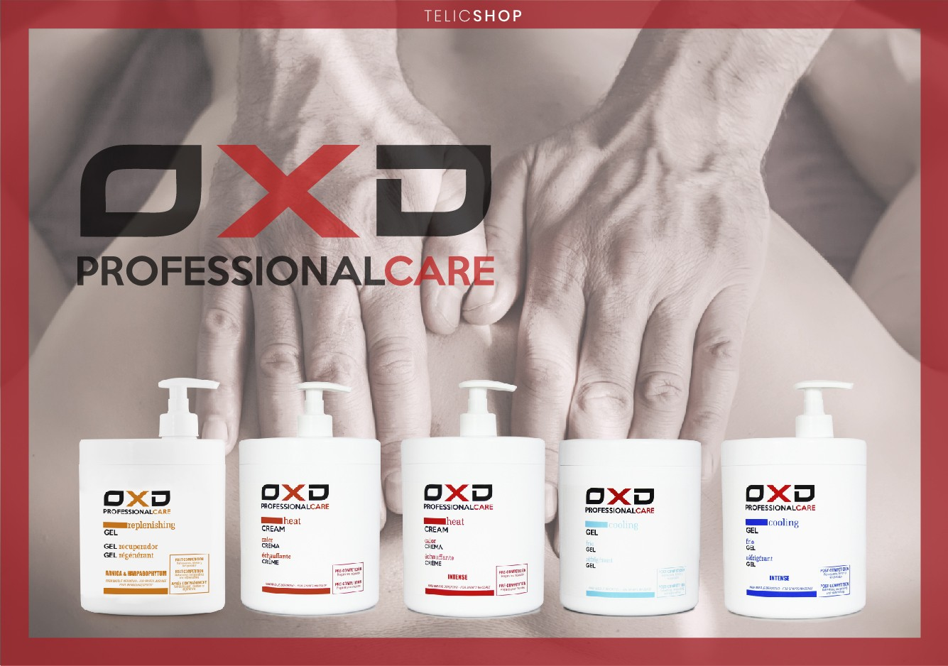 PRODUCTOS OXDPRO · 1 L